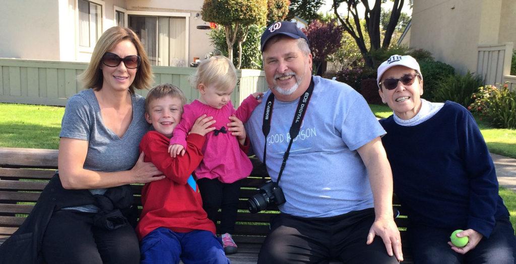 Family for K v B Blog